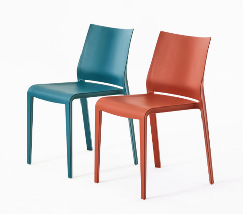 "Desalto ""Riga"" Chair - Red"