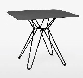 MassProductions Tio Square Outdoor Cafe Table