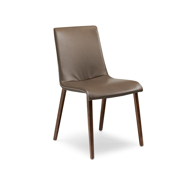 Walter K Liz Wood Side Chair (sold as set of 4)