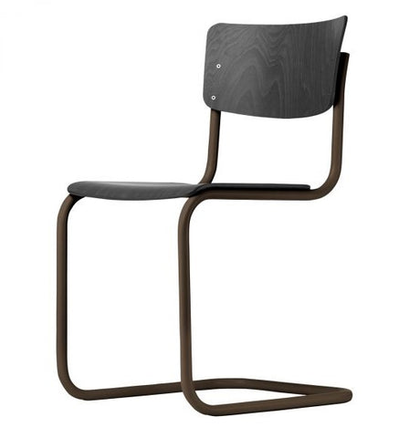 "Gebruder T ""Range S 43"" Chair - Walnut"