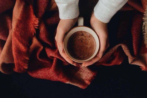 Recipe: Creamy Vegan Hot Chocolate