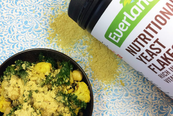 Nutritional yeast and how to use it