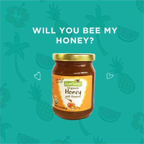 Honey pun - will you bee my honey? - Elimento