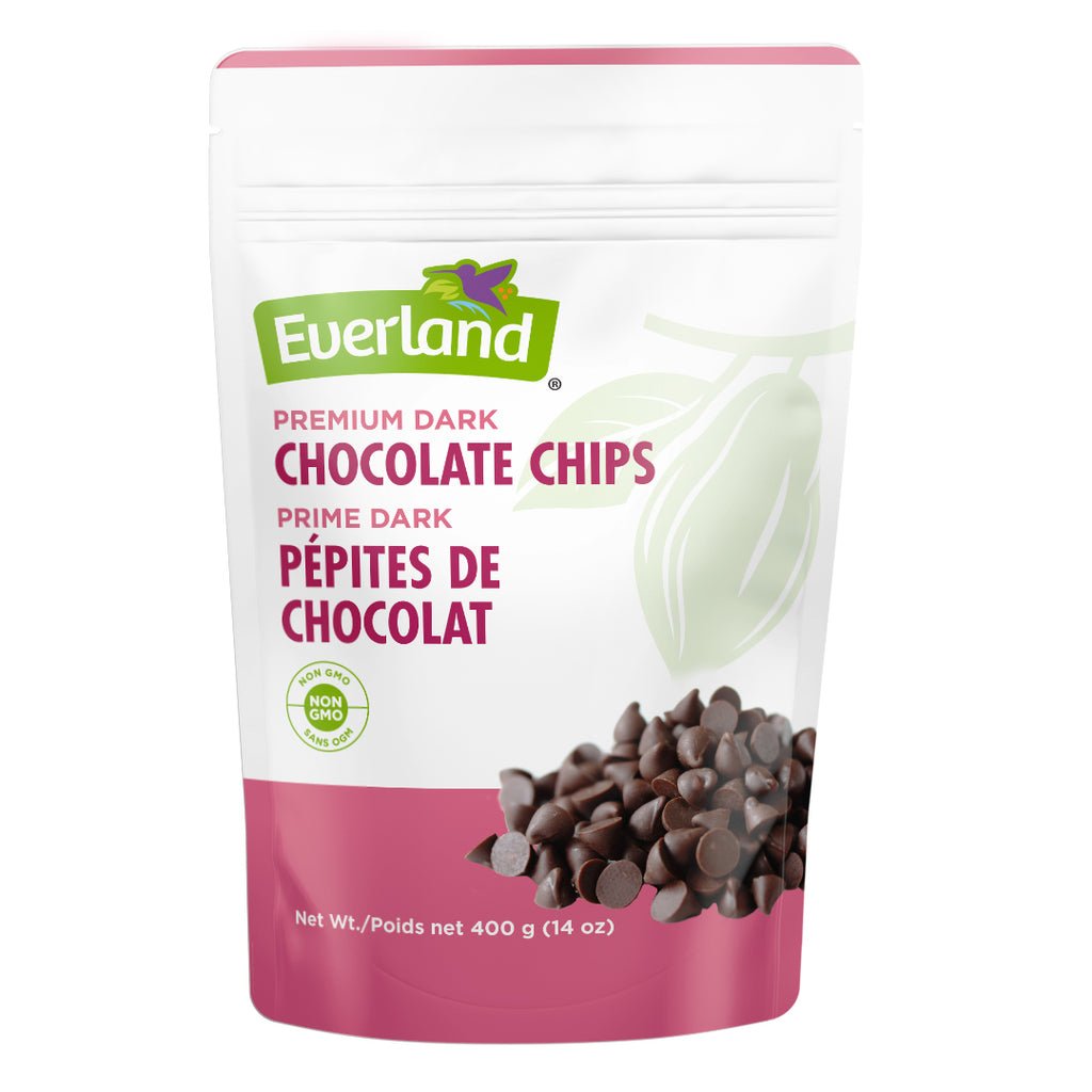 Premium Dark Chocolate Chips