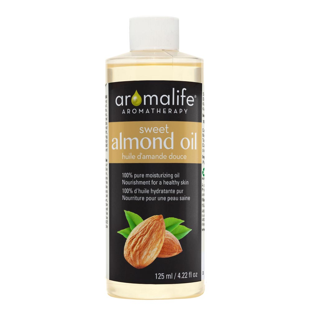 Sweet Almond Oil, Pure