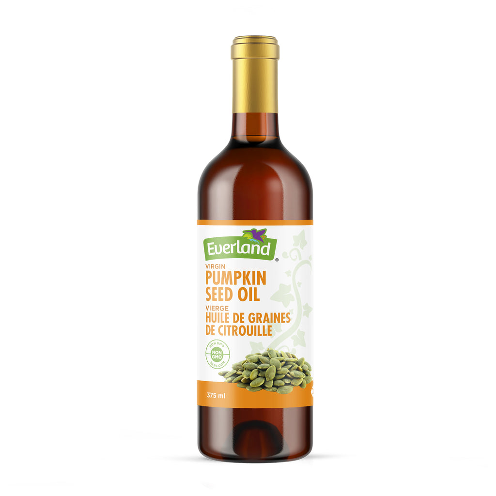 Virgin Pumpkin Seed Oil, Natural