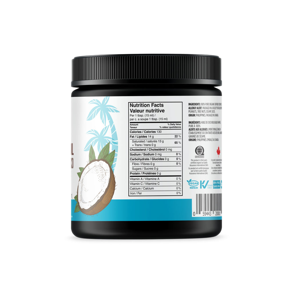 Coconut Oil Organic (500 ml)