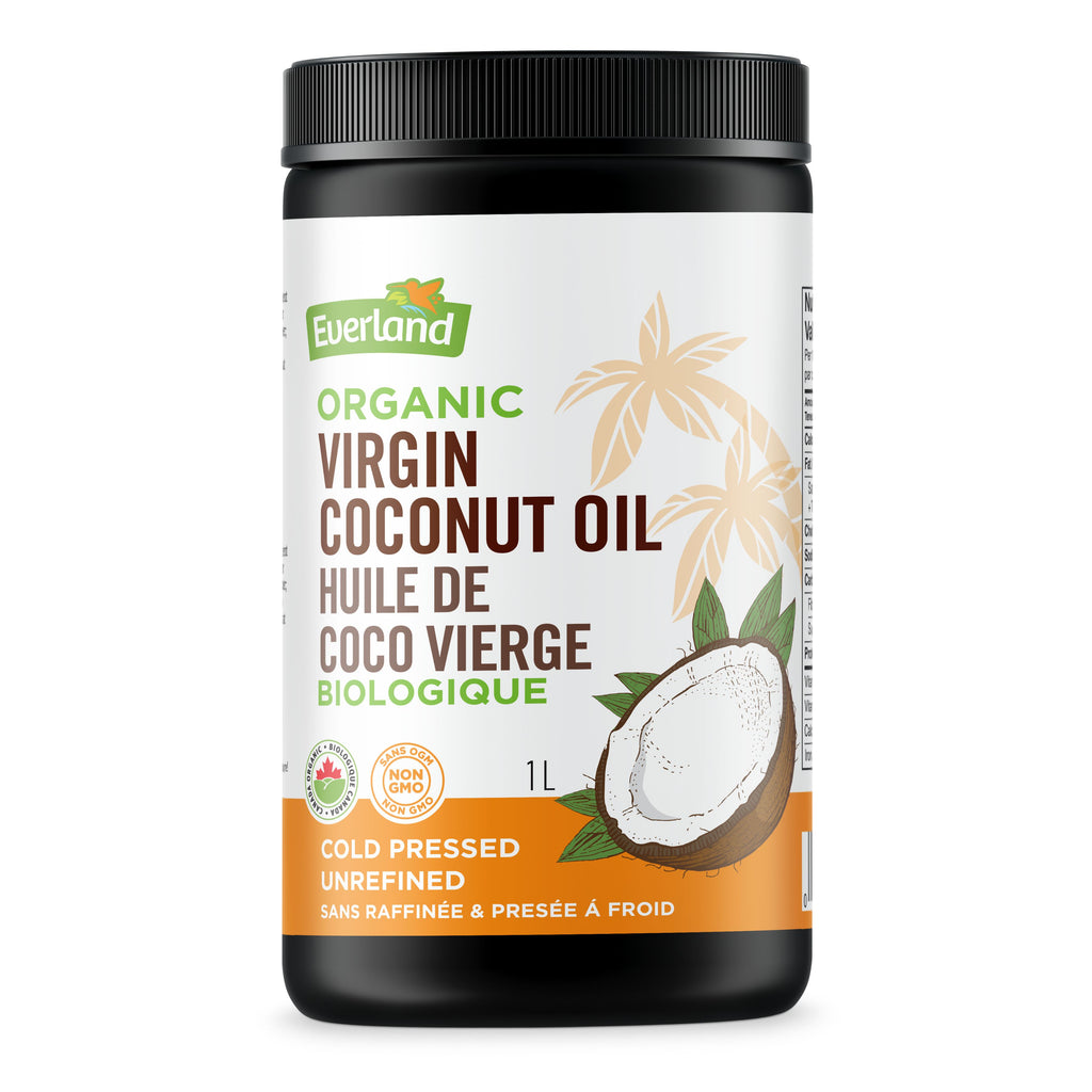 Virgin Coconut Oil, Organic