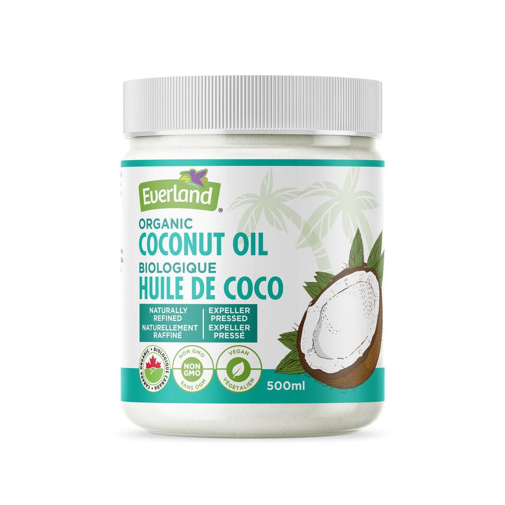 Coconut Oil, Organic