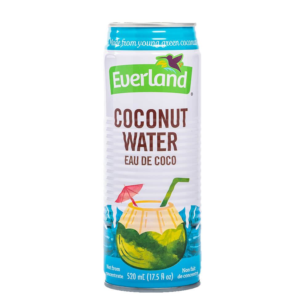 Case of 24 Coconut Water, 520ml