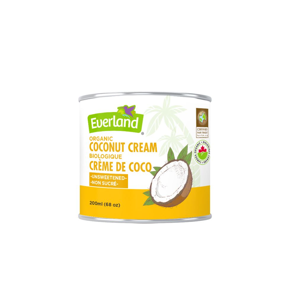 Coconut Cream, Organic
