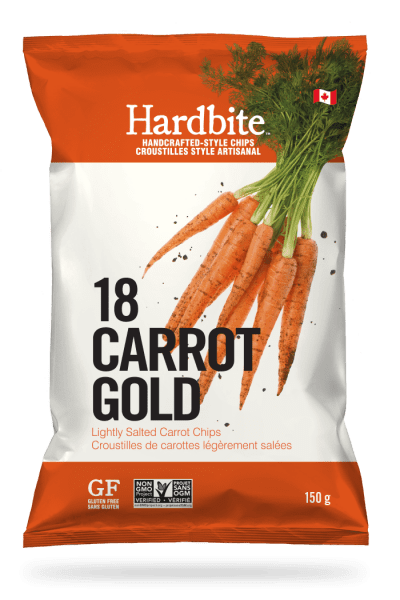 Hardbite - Carrot Chips
