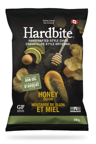 Hardbite - Honey Dijon Chips (Avocado Oil)