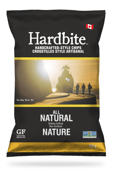 Hardbite - All Natural