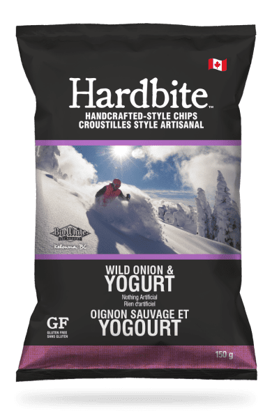 Hardbite - Wild Onion & Yogurt