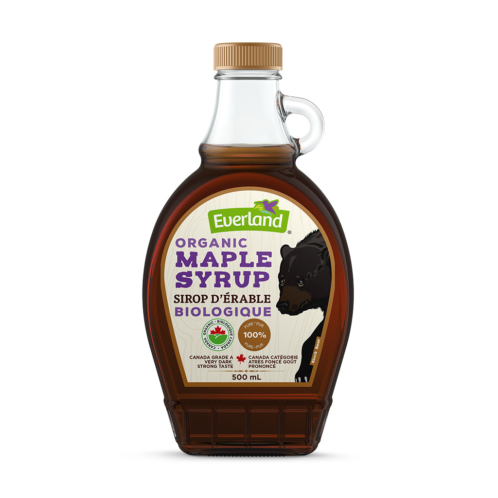 Maple Syrup, Organic (Dark Canada #3)