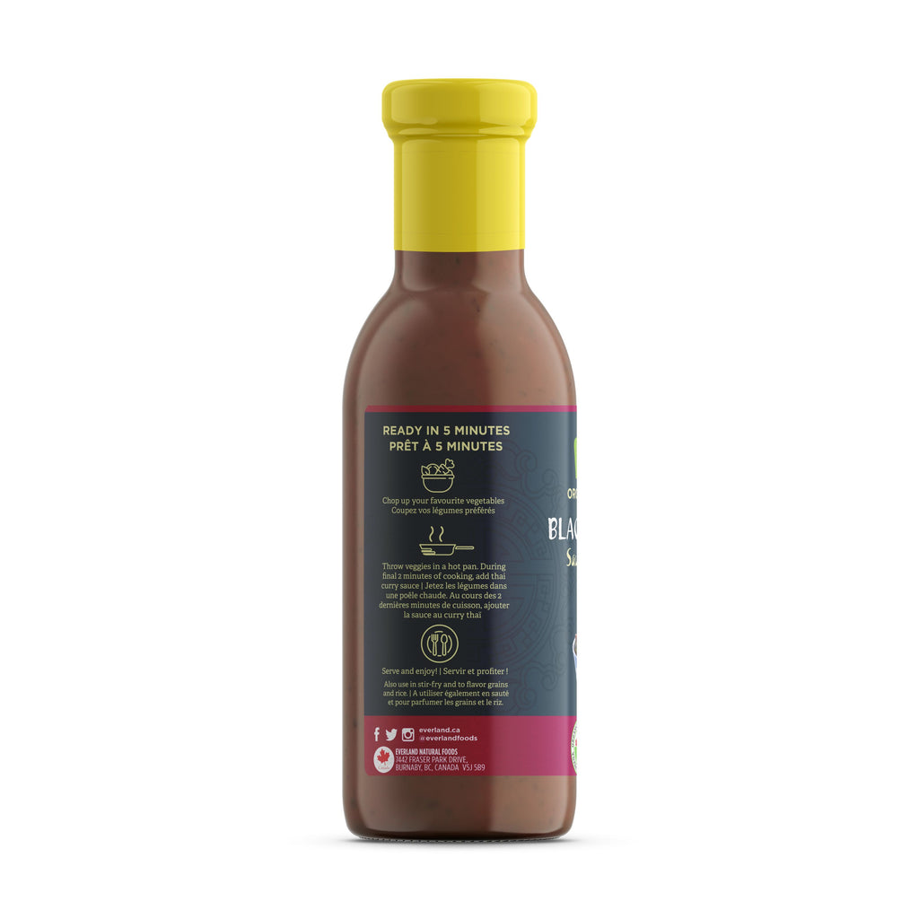 Black Bean Sauce Organic 355ml