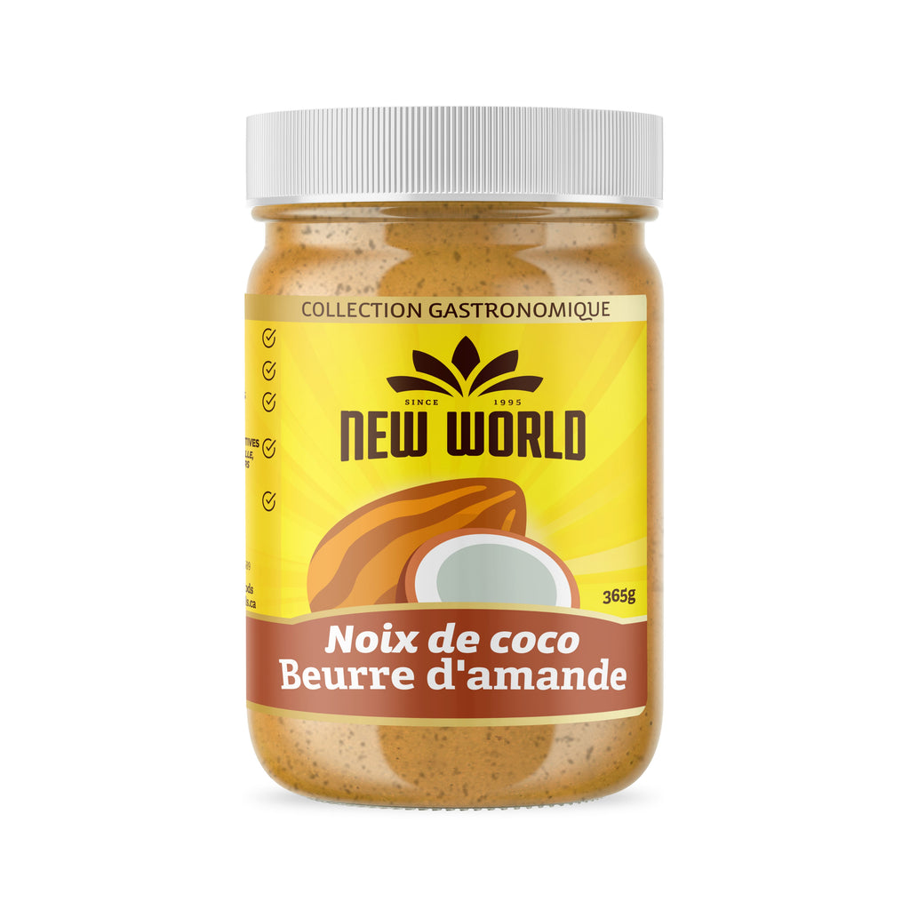 Almond Coconut Butter 365g