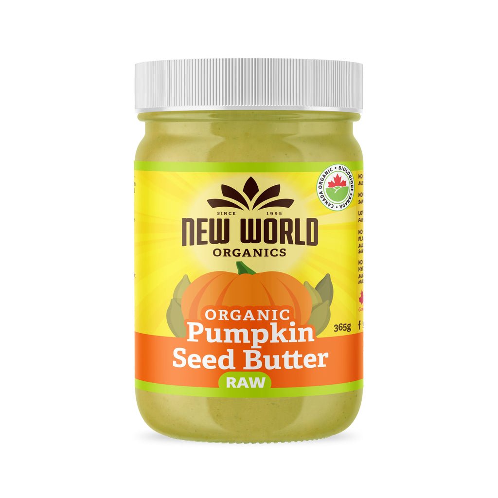 Pumpkin Seed Butter Raw Organic 365g