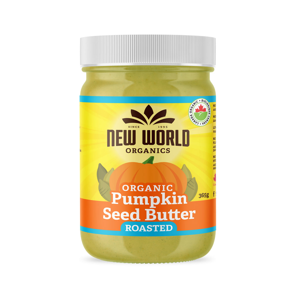 Pumpkin Seed Butter Roasted Organic 365g