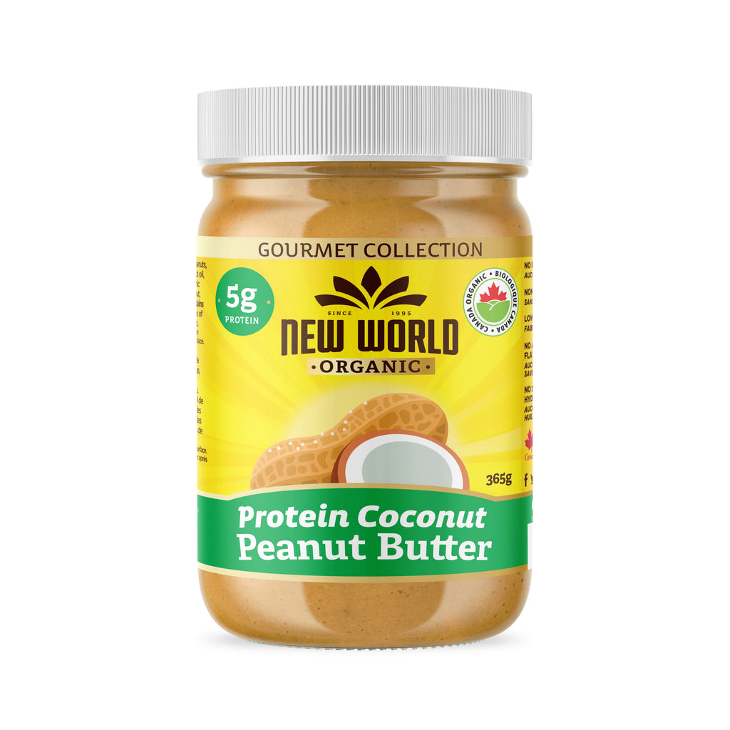 Protein Coconut Peanut Butter 365g