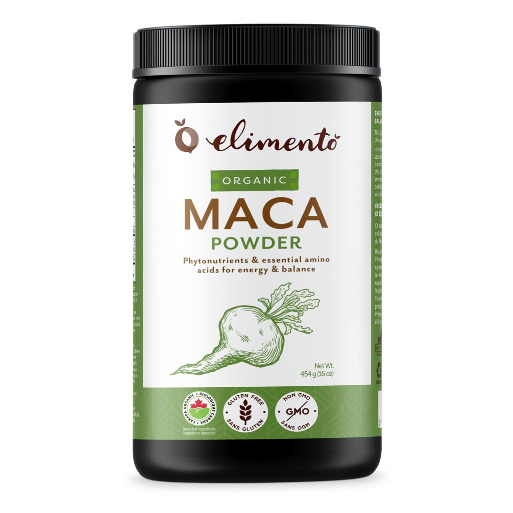 Maca Powder, Raw, Organic