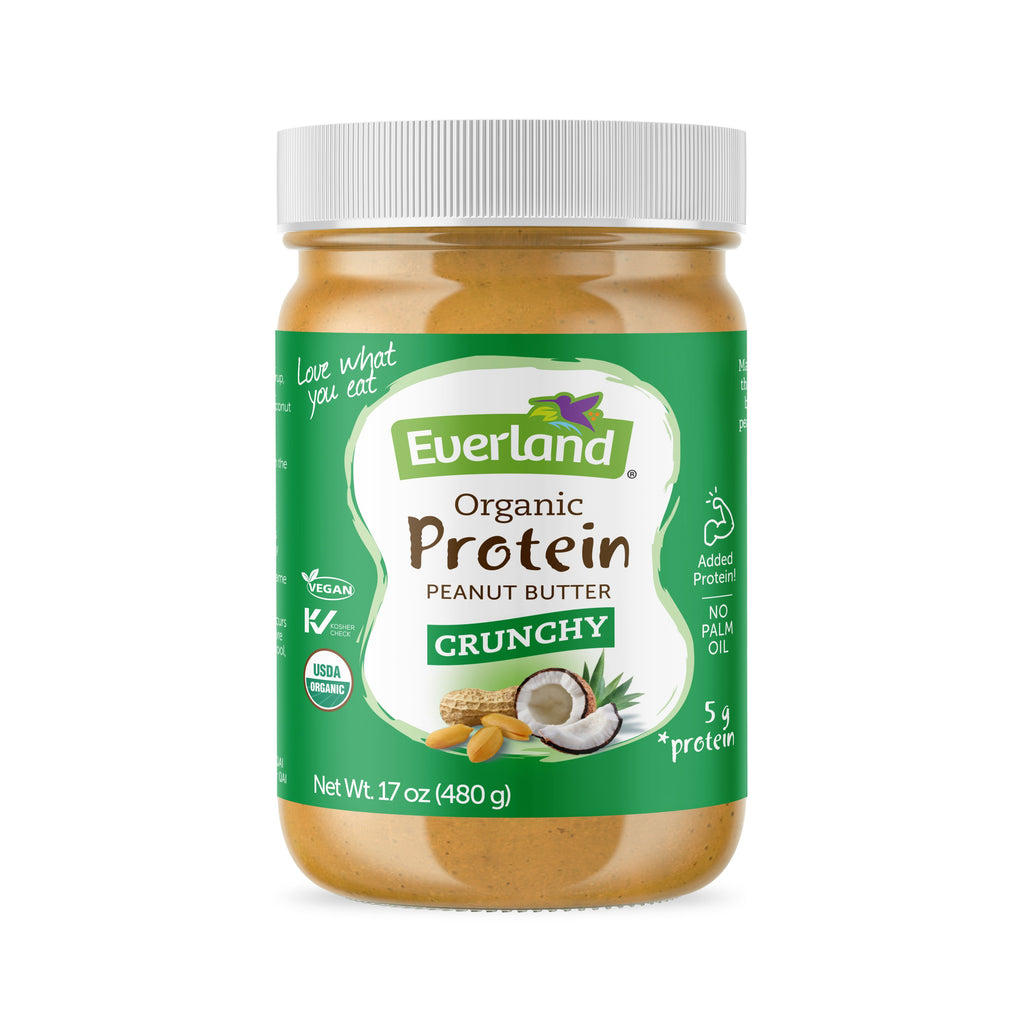Organic Protein Peanut Butter
