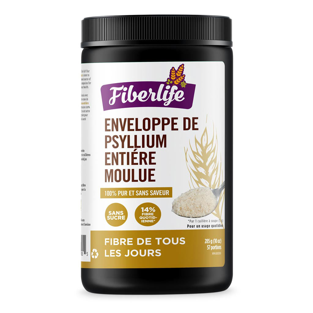 Psyllium Husk Whole, Ground
