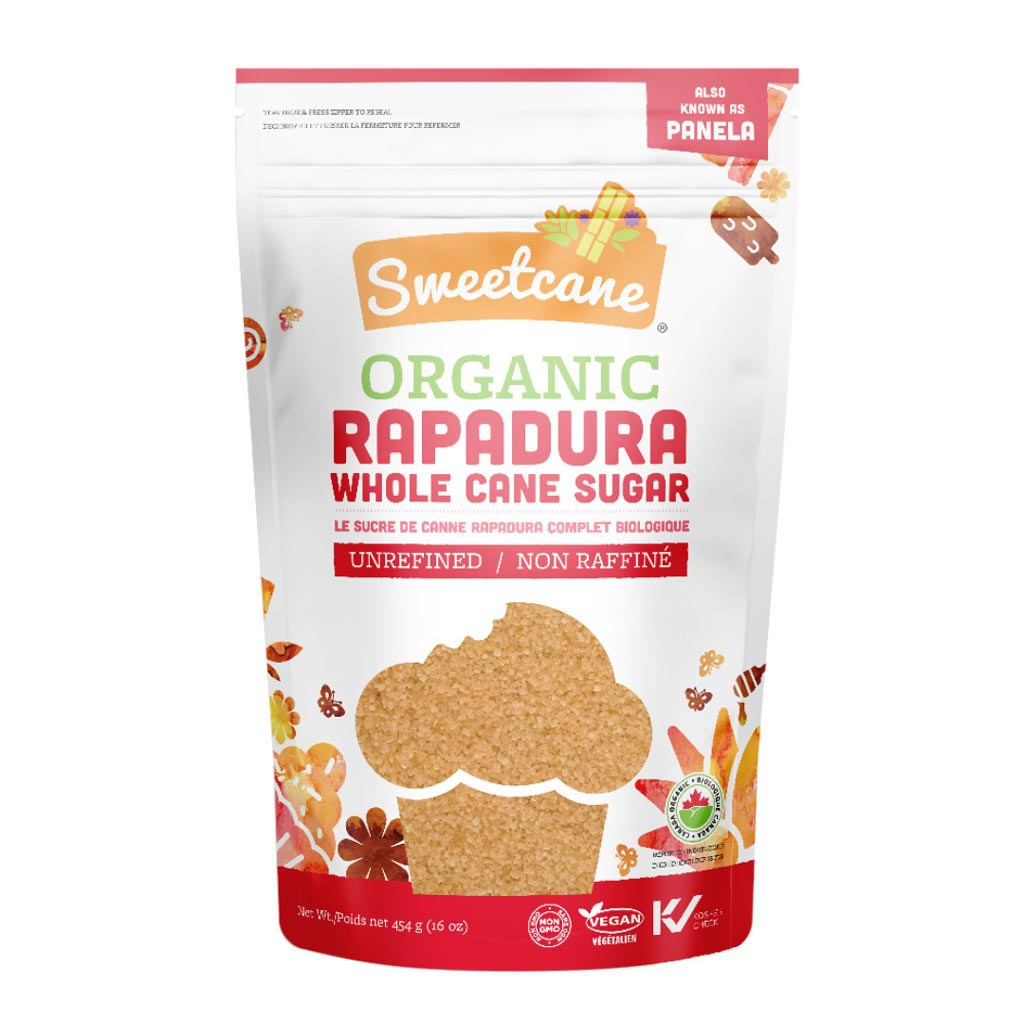 Sweetcane Organic Rapadura Whole Cane Sugar