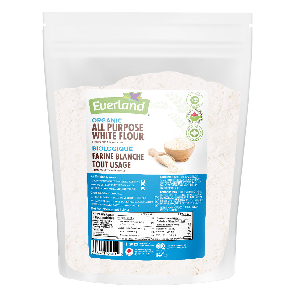 Organic All Purpose White Flour