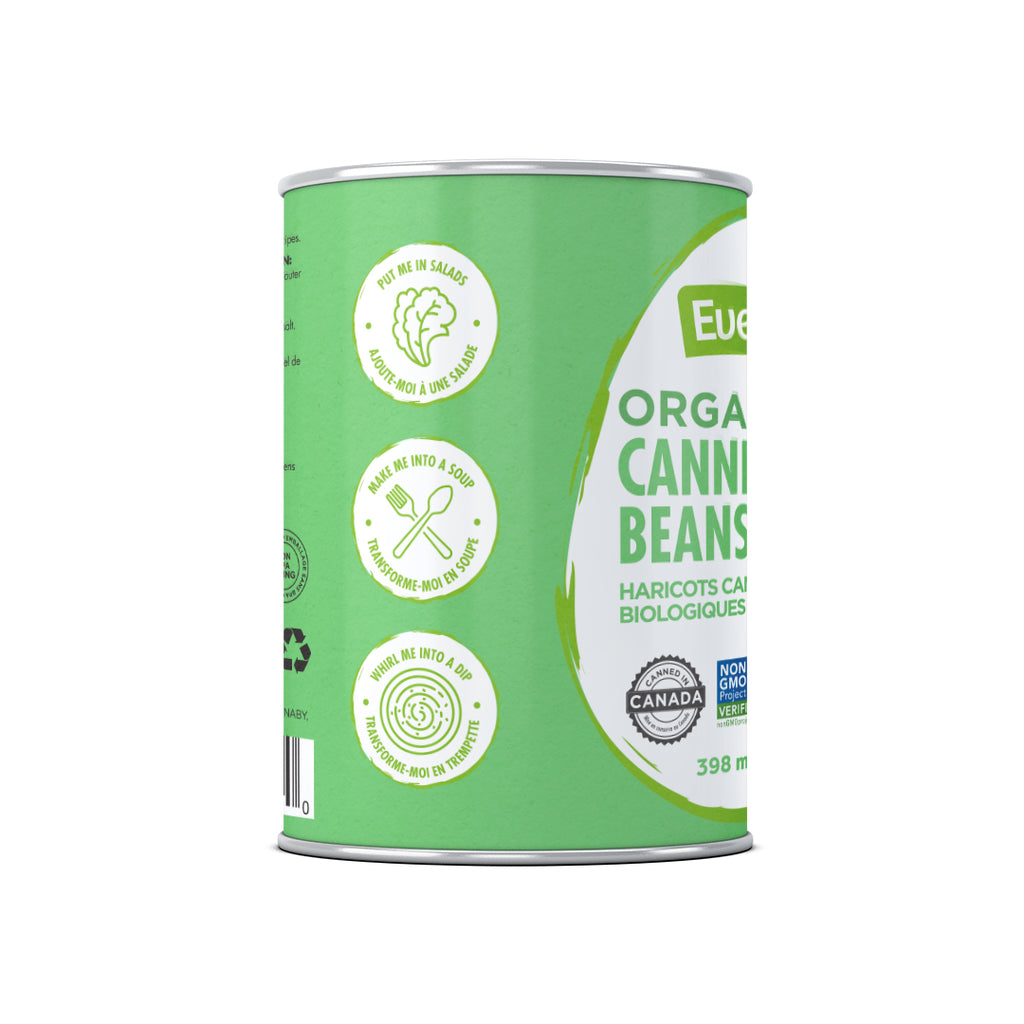Cannellini Beans, Organic 398ml