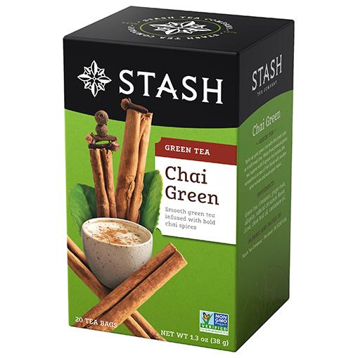Stash - Chai Green Tea