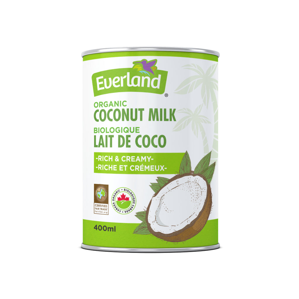 Coconut Milk Organic Rich