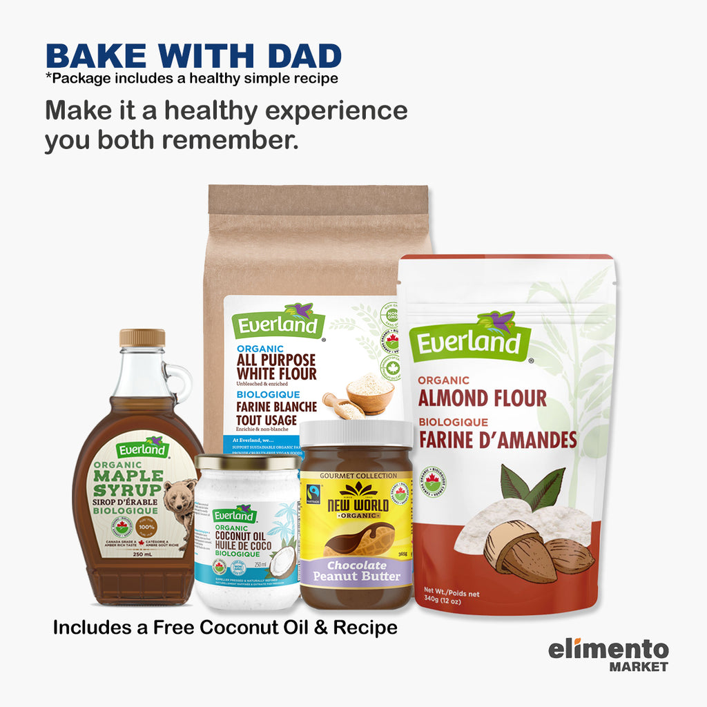 Bake With Dad Set