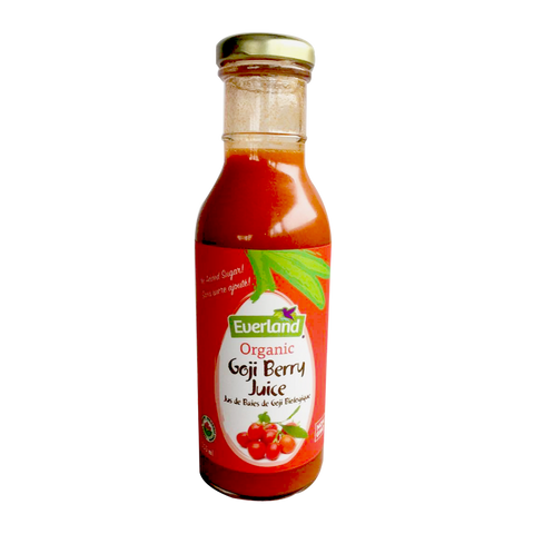 Goji Berry Juice, Organic