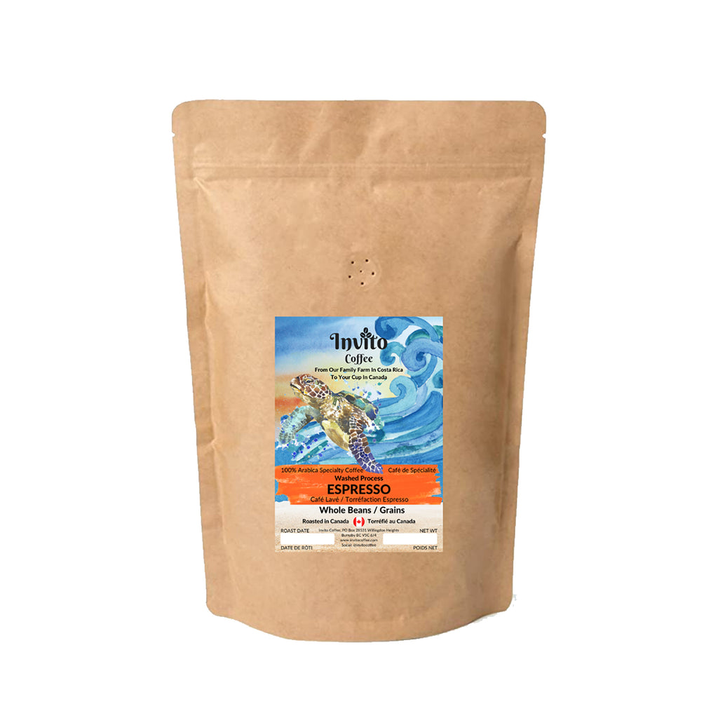 Invito Coffee Espresso Roast - 12 oz