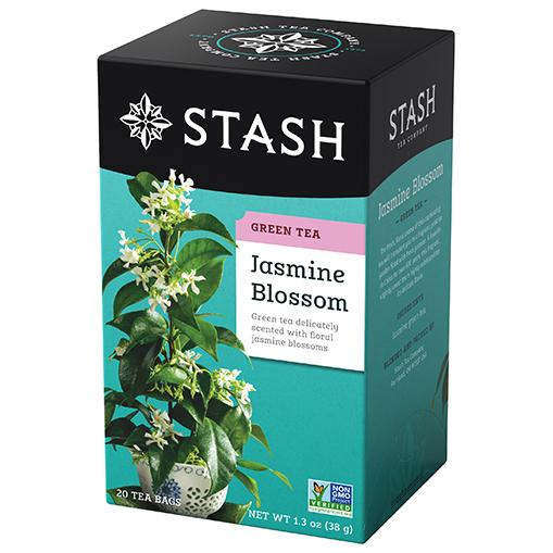 Stash - Jasmine Blossom Green Tea