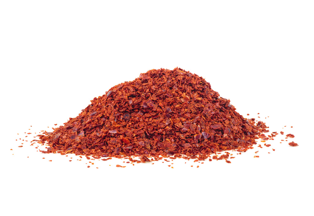 Red Chili Flakes, Organic