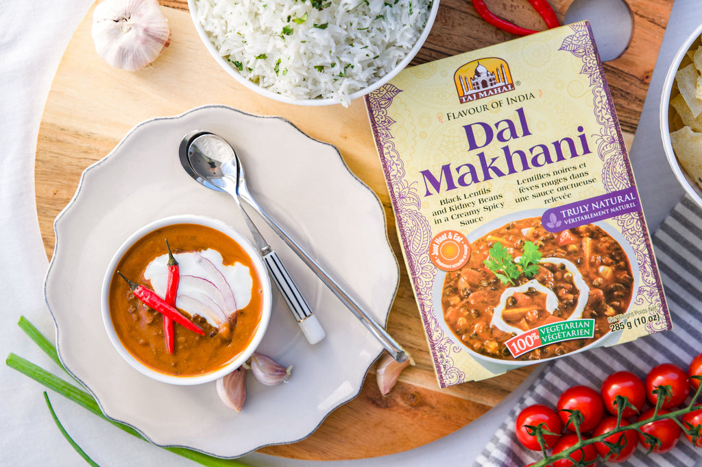 Dal Makhani (Black Gram/Hot Butter Sauce)