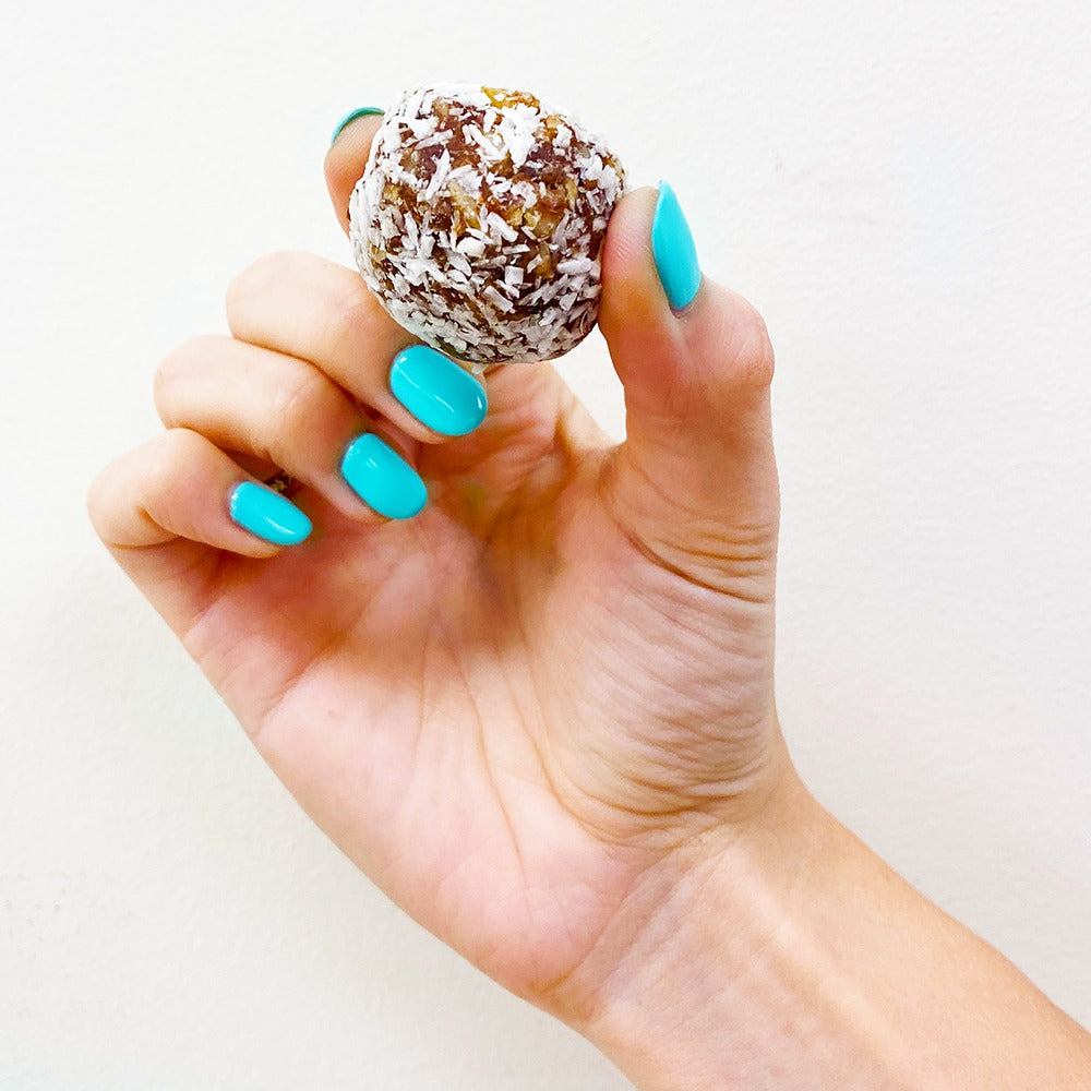 Coconut Bliss Balls (x2 Balls)