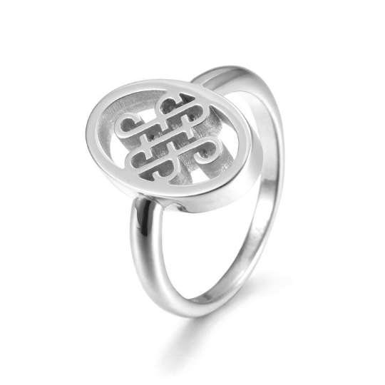 Endless Knot Ring