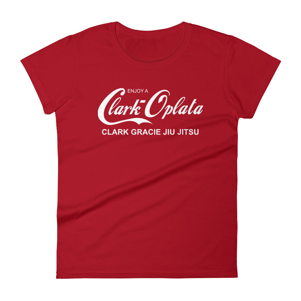 Women's Short Sleeve Clark O Plata Tee