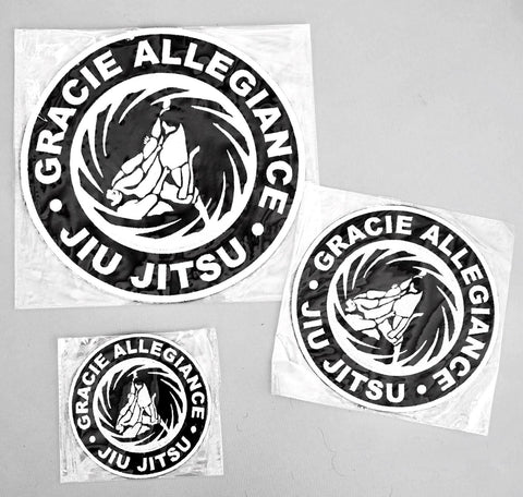 Clark Gracie Allegiance Patches