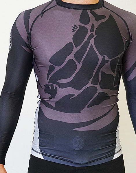 Clark Gracie No-Gi Rash Guard