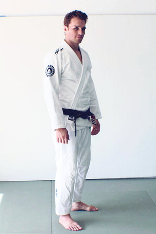 "The ""BENEVOLENT""  Limited Edition Clark Gracie Signature GI"