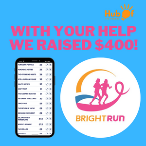 Thank you for supporting Bright Run Hamilton!