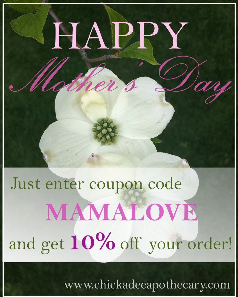 Mother's Day Coupon