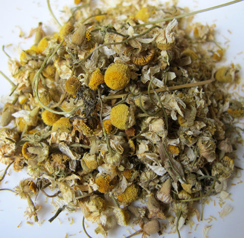 Chamomile Flower, German - Chickadee Apothecary