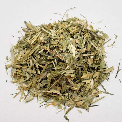 oat straw herb photo