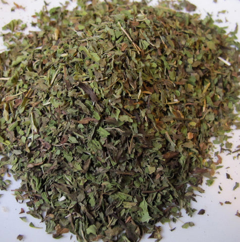 Spearmint Leaf - Chickadee Apothecary